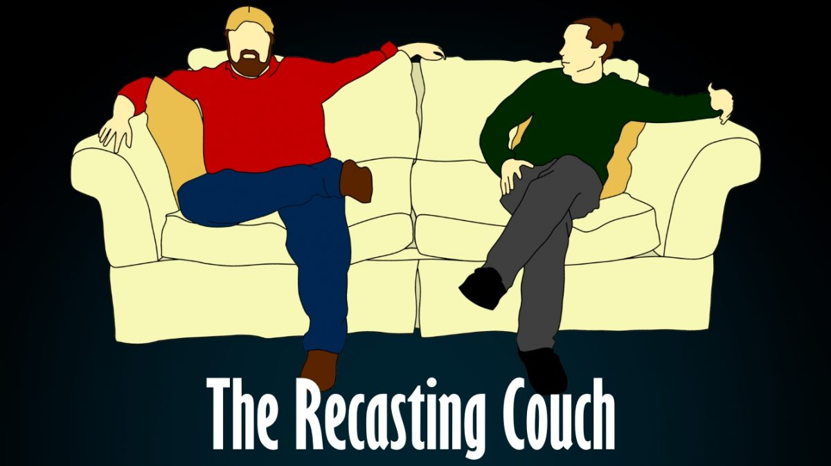 The Recasting Couch Movie Podcast