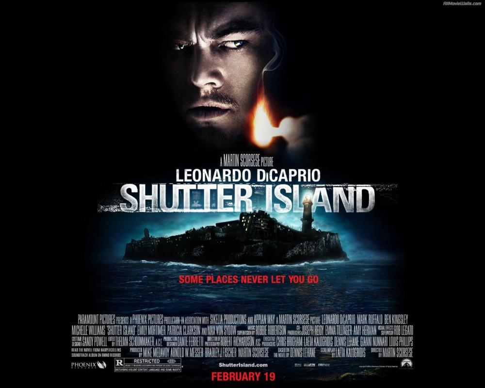 Image result for shutter island poster